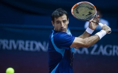 Baghdatis saved match point, Dodig through in straight sets Zagreb Indoors